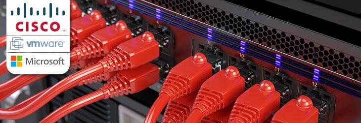 Komplexe Server Netzwerke
